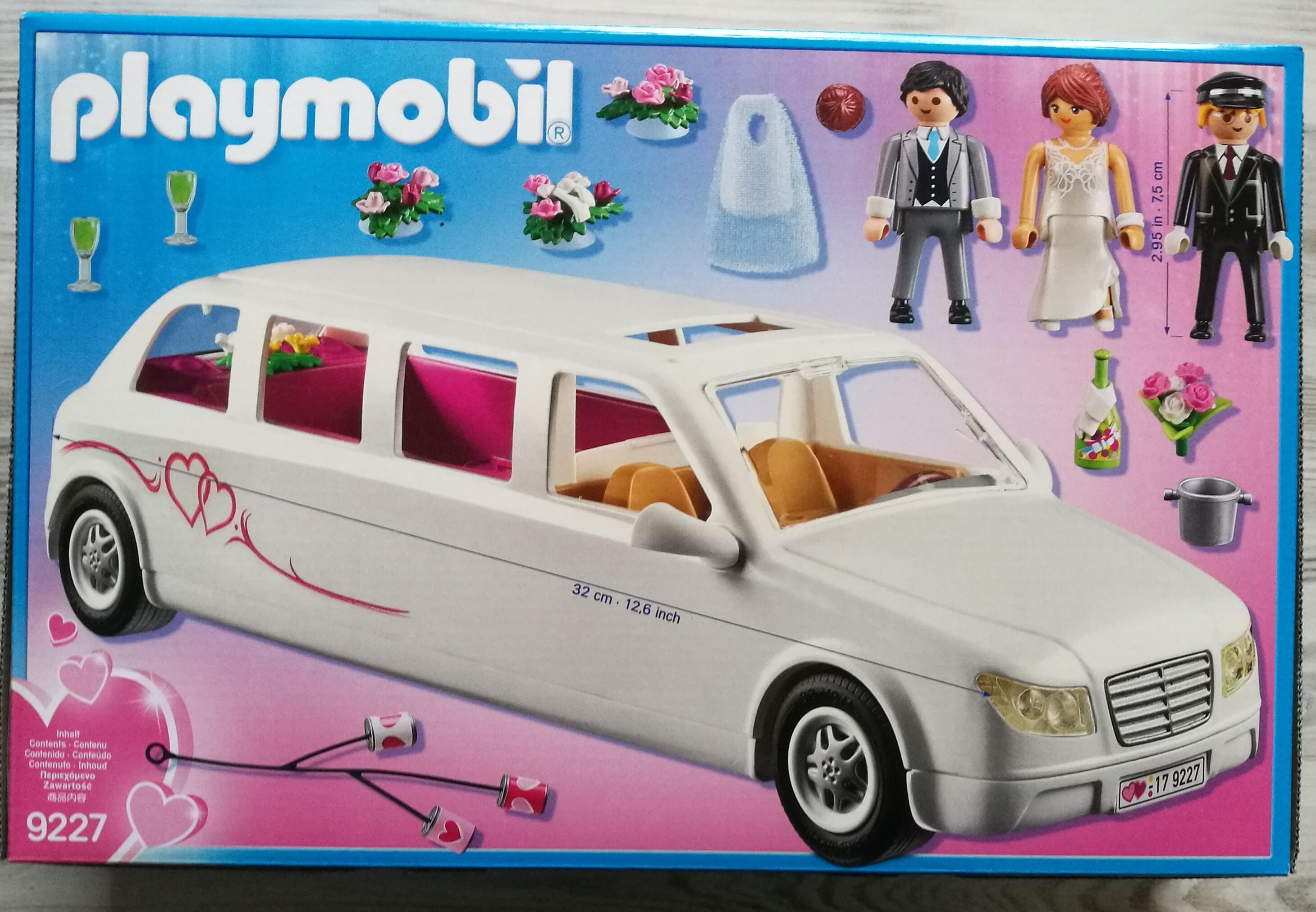 Playmobil 9227 Hochzeitslimousine NEU OVP Freizeit